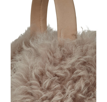 Gushlow and Cole shearling sheepskin ear muffs