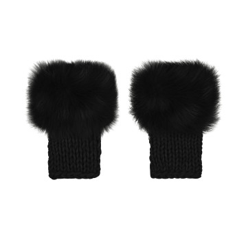 KNIT-MITTENS-KFNTO-BLACK
