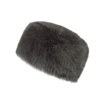 Gushlow and Cole Shearling Russian Hat Moss Ash