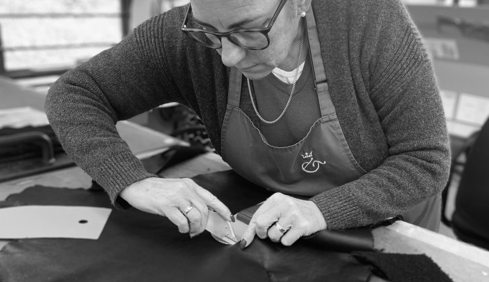 meet our makers | Carol | Gushlow and Cole