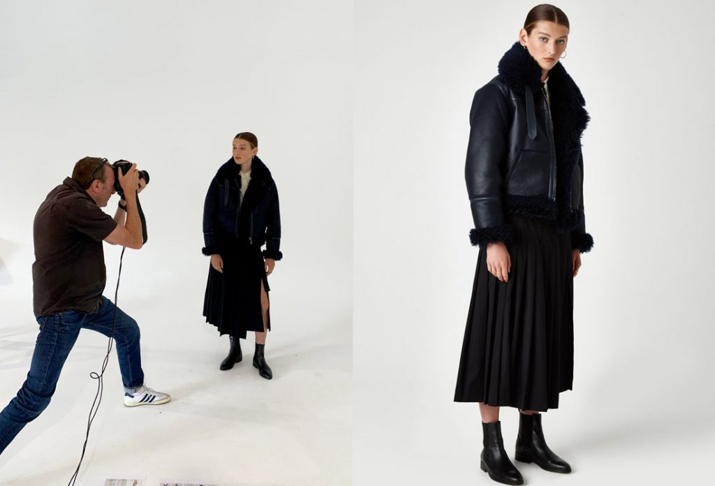 behind-the-scene-shooting-aw-19-20-gushlow-and-cole-navy-sheaarling-jacket