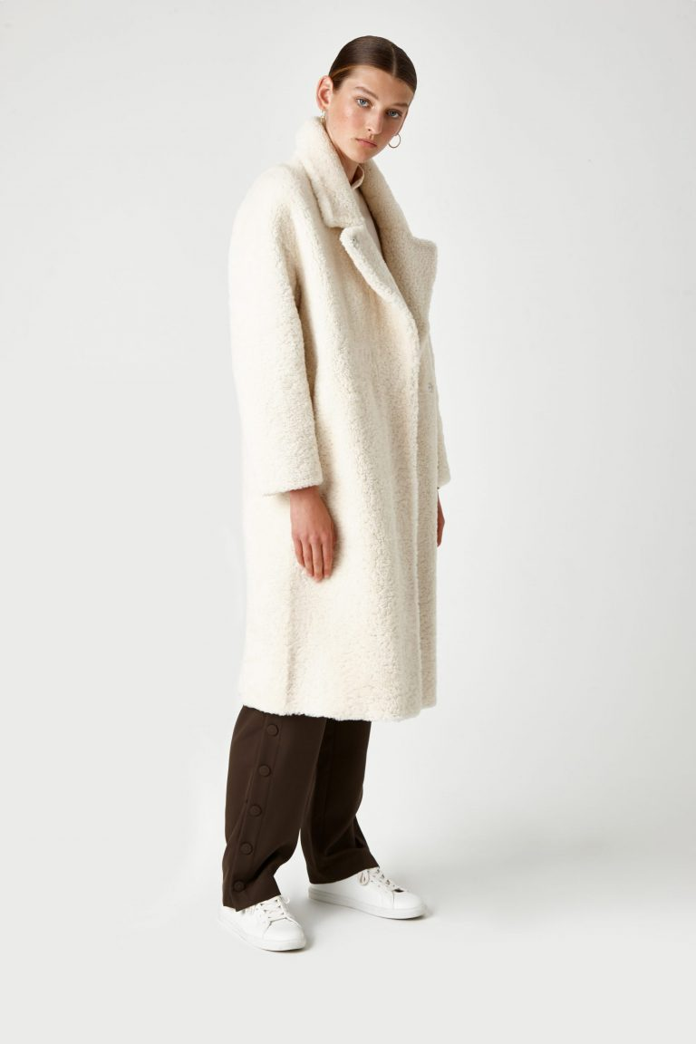 shearling coat - women | Gushlow & Cole - COVE0(19)-CLK