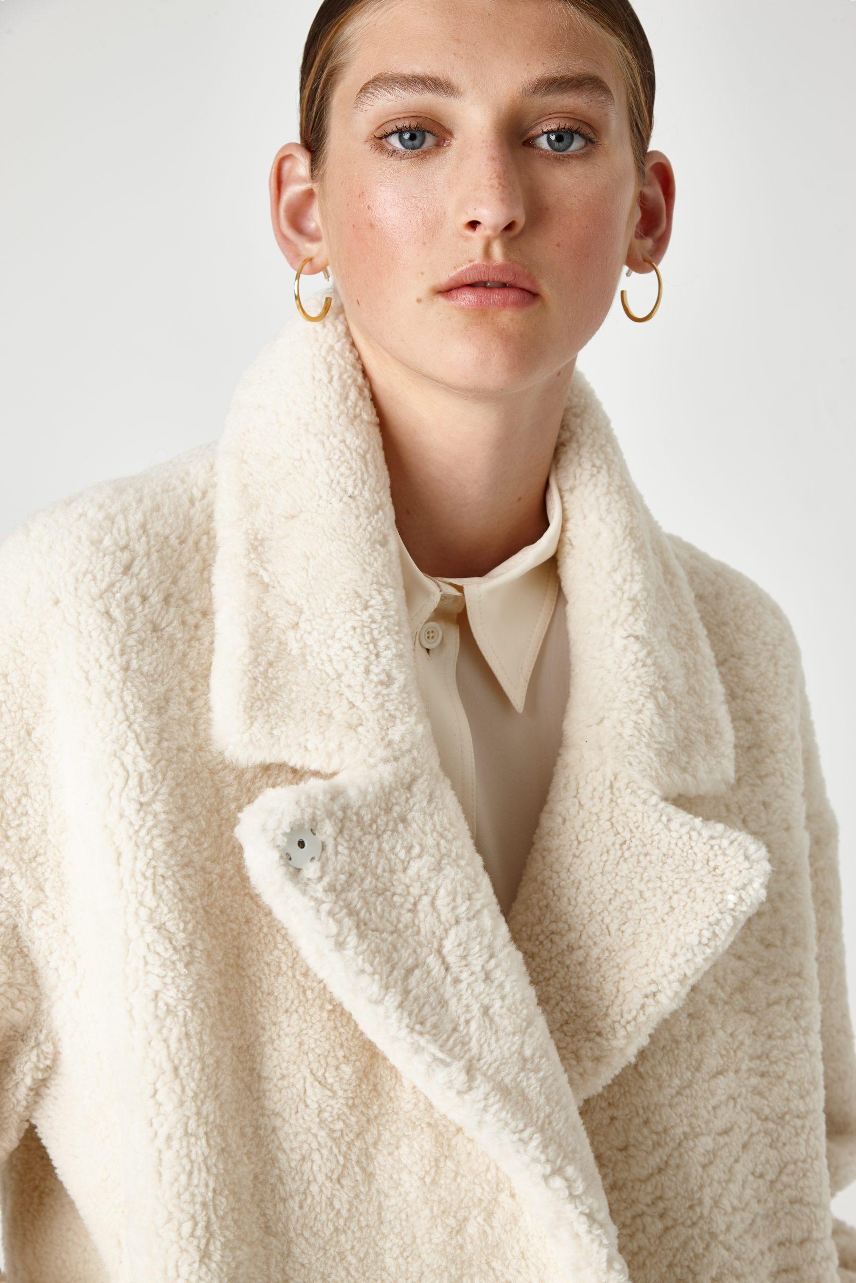shearling coat - women   Gushlow & Cole - COVE0(19)-CLK