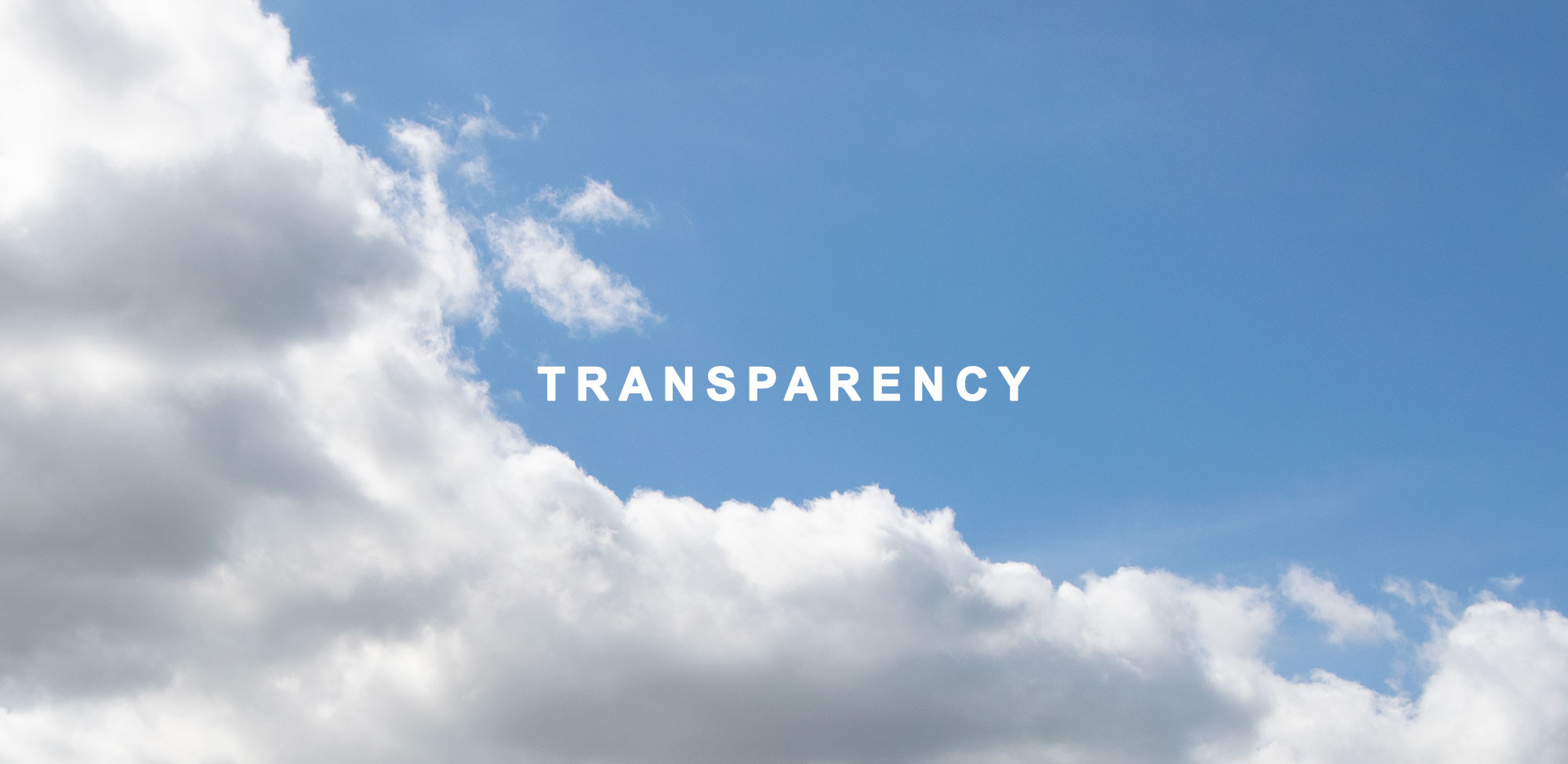 TRANSPARENCY-2019