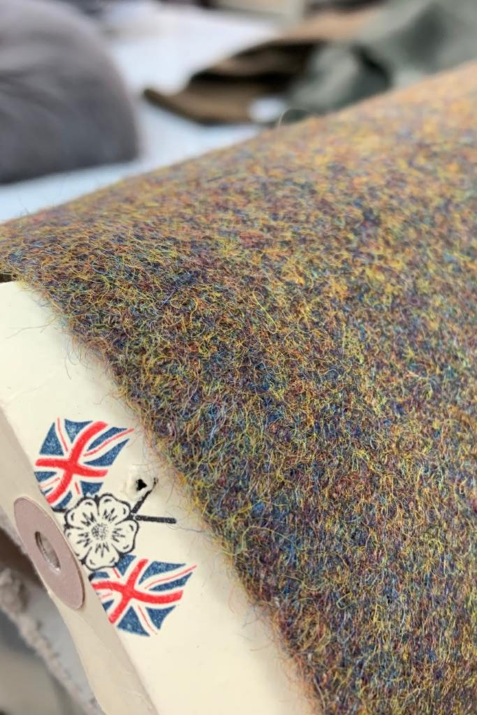 Autumn Winter 20/21: The Story Behind The Collection | Gushlow & Cole - wool tweed
