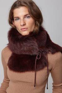Last Minute Luxury Gifts - shawl scarf